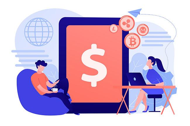 مشاوره ارزهای دیجیتال